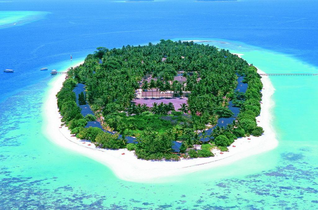 Отель ROYAL ISLAND RESORT & SPA 5 * (Мальдивы)