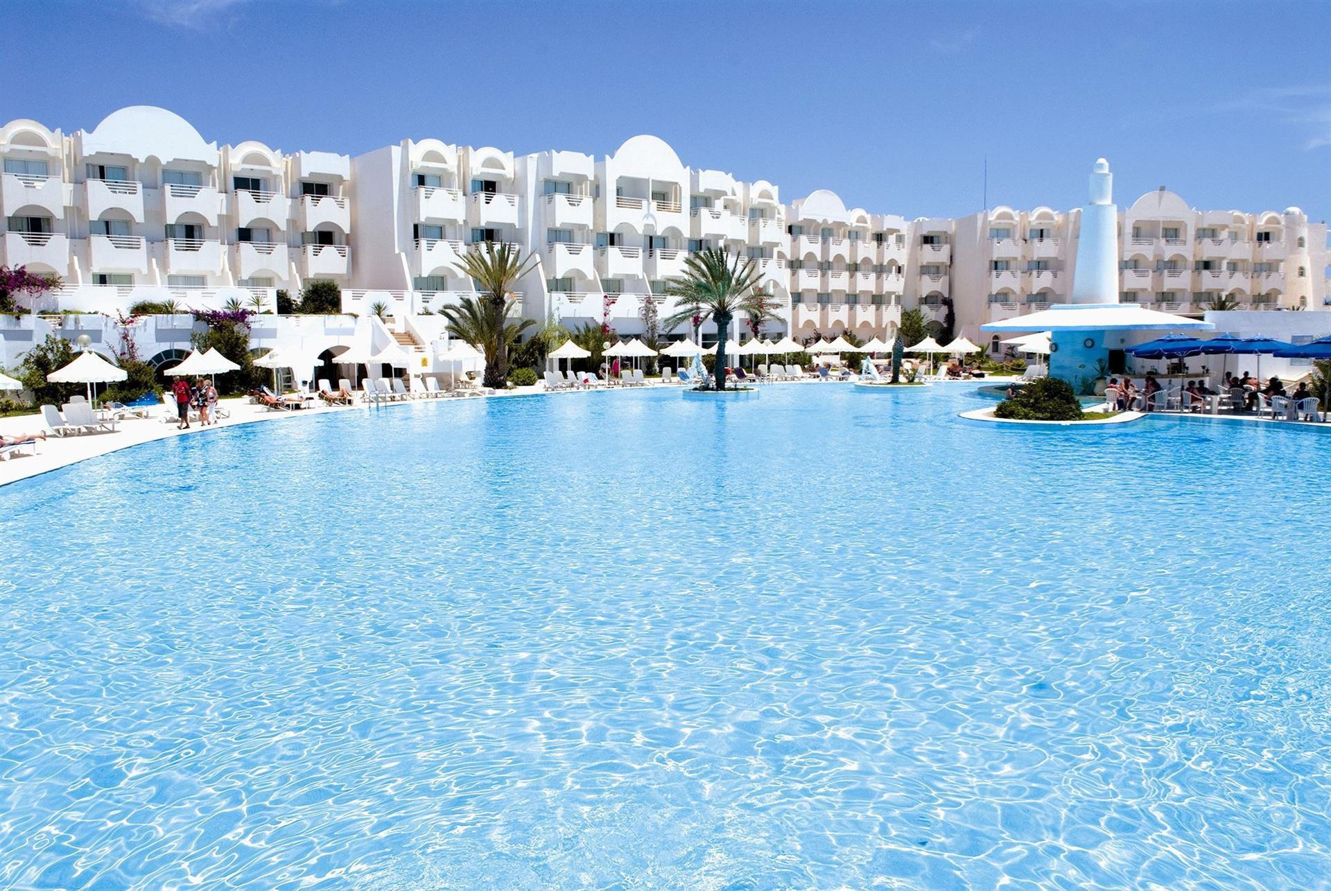 отель браво джерба тунис фото