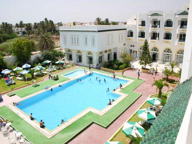 тунис отель топкапи бич фото приготовлением