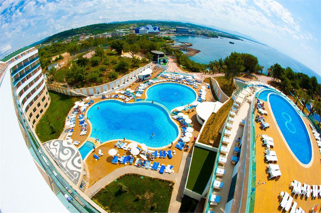 Water Planet Deluxe Hotel Aquapark 5
