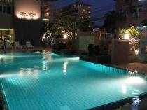 Отель CROWN PATTAYA BEACH HOTEL 3 * (Таиланд, Паттайя)