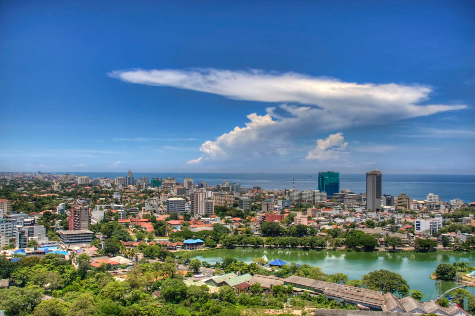 the city of colombo Port city colombo is a brand new city development built as an extension of the central business district of sri lanka's vibrant commercial capital, colombo.