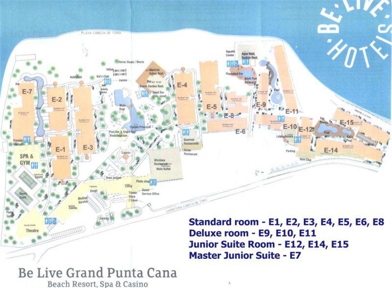 Отель BE LIVE COLLECTION PUNTA
