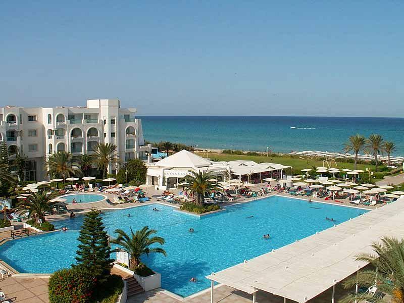 Отели в тунисе все включено